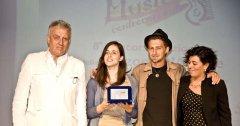 Il premio consegnato in occasione della 8^ Edizione tenutasi a Collicello di Amelia.