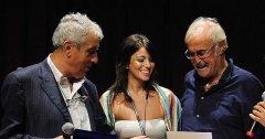 Valeria Crescenzi migliore Interprete di un Brano di Franco Califano, Autore Controcorrente